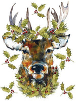 Woodland Christmas IOD Transfer ~IT'S HERE!!~