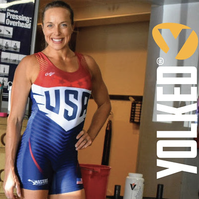 Training For Worlds: Q&A With Team USA Masters Weightlifting Athlete, Angela Salveo