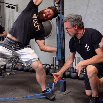 Interview With YOLKED Ambassador, David Weck On Dynamic Movement & Functional Training