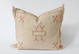No.62 Sabra Silk Pillow
