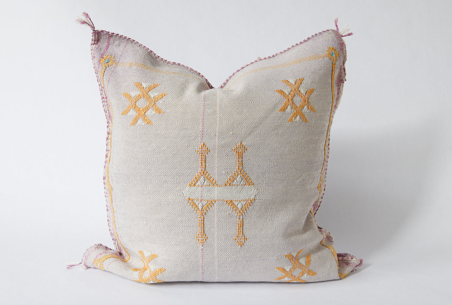 No.63 Sabra Silk Pillow