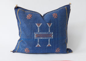No.71 Sabra Silk Pillow