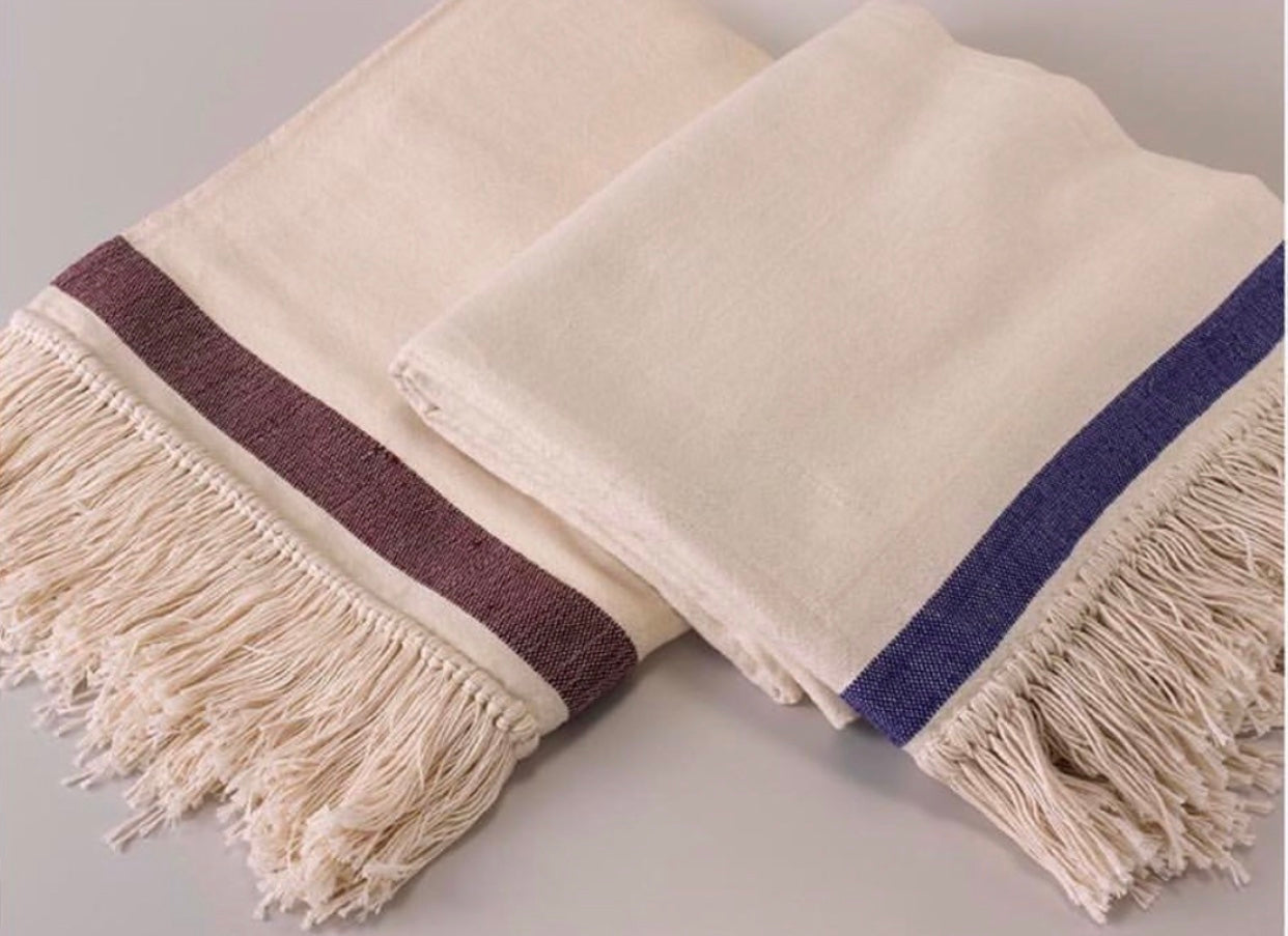 Cape Cod Single Stripe Throw