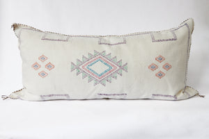 No.57 Sabra Silk Lumbar Pillow