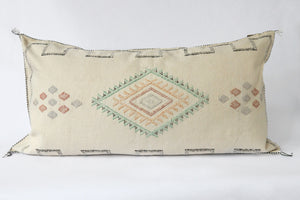 No.54 Sabra Silk Lumbar Pillow