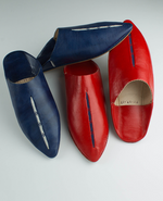 Load image into Gallery viewer, Leather Moroccan Slipper