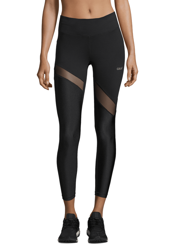 CASALL SP TIGHT 7/8 CASALL -  LUX 7/8 TIGHT - ZWART