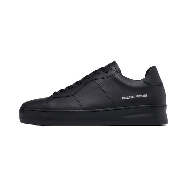 FILLING PIECES M SNEAKER LIGHT PLAIN COURT BLACK
