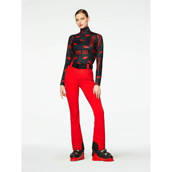 GOLDBERGH SKI BROEK GOLDBERGH - BASIC  SCHOELLER SKI PANTS - ROOD