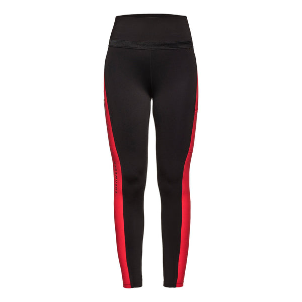 GOLDBERGH SP TIGHT Legging Zuzana zwart rood