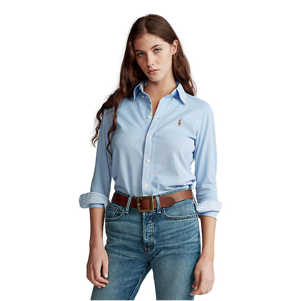 POLO RALPH LAUREN M BLOUSE Blouse Oxford Mesh