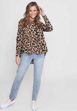 Load image into Gallery viewer, Zoe Long Sleeve Top