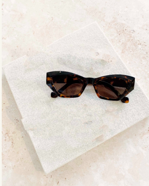 Stella Cat Sunglasses - Tort