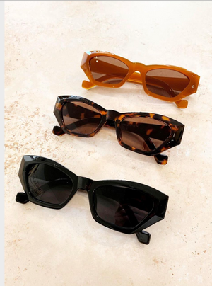 Load image into Gallery viewer, Stella Cat Sunglasses - Tort