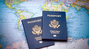 Who is accepting U.S. Passports?