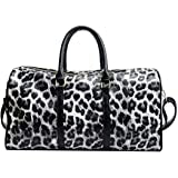 Ladies Night Cheetah Print Weekender