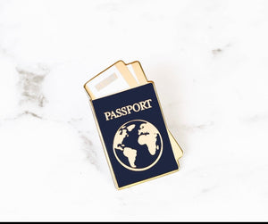 Passport Pin