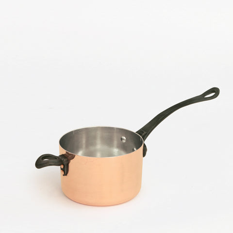 The 3 Quart Saucepan