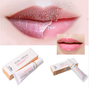 New Professional Moisturizing Full Lips Cosmetics Remove Dead Skin Gel MIXIU Brand Propolis Lip Care Exfoliating Lip Scrub