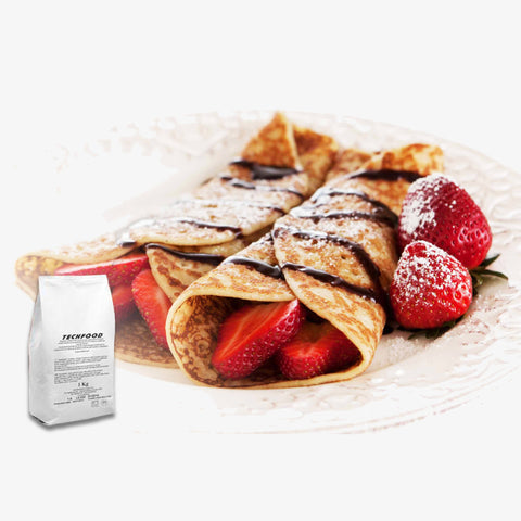 Luxury Gourmet Sweet Crepe Mix
