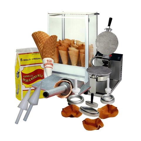 Giant Cone Baker Package Deal