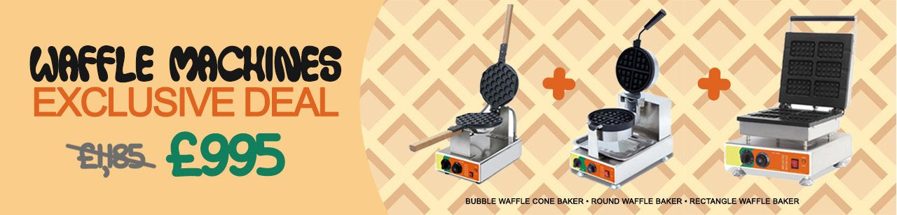 Belgian Waffle (A1 Equipment Ltd)