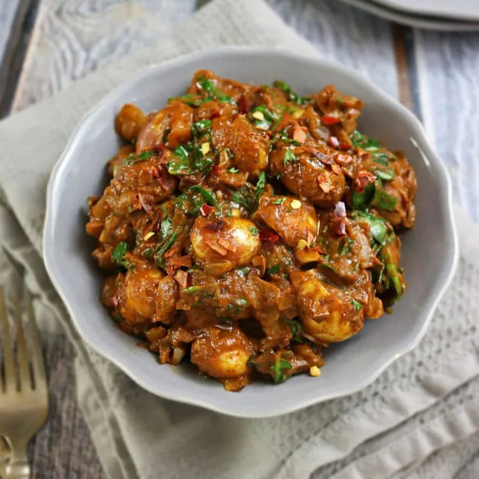 Easy Jackfruit Seed Curry