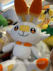 Pokemon Sword and Shield Scorbunny Medium Plush (In-stock)