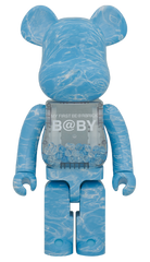 MY FIRST BE@RBRICK B@BY WATER CREST Ver.1000% Limited (Pre-order)
