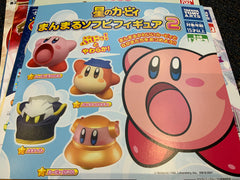 Gashapon Kirby Soft Vinyl Set 02 (In-stock)