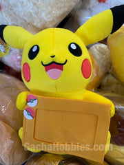 Pokemon Plush Photo Frame Pikachu Orange Ver. (In-Stock)