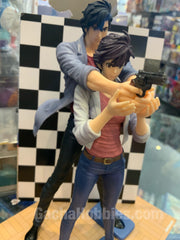 City Hunter the Movie Shinjuku Private Eyes Saeba Ryo & Makimura Kaori Figure (In Stock)