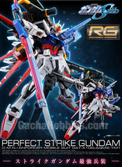 RG 1/144 Perfect Strike Gundam Plastic Model Limited (Pre-order)