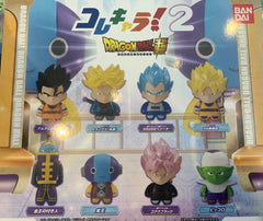 Dragon Ball Super Chibi Vol 2 Figures 8 Piece Set (In Stock)