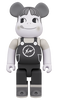 BE@RBRICK MILKY THE CONVENI PEKO 100%&400% Limited (Pre-order)