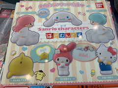Sanrio Characters Clip 6 Pieces Set (In-stock)