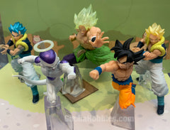 VERSUS Dragonball Battle Figure Series SP04 5 Pieces Set (In-stock)