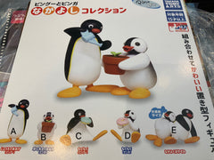 Takara Tomy Pingu and Pinga Friends Collection Daily Life Figure 5 Pieces Set (In-stock)