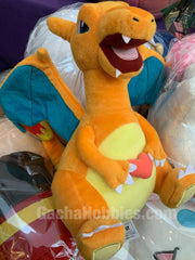 Pokemon Charizard with Red Heart Plush (In-stock)