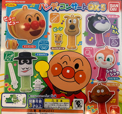 Anpanman Instrument Toy DX Vol.5 6 Pieces Set (In-stock)