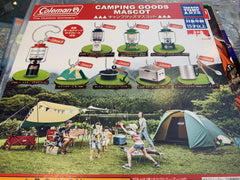 Coleman Camping The Outdoor Company Equipments 8 Pieces Set (In-stock)