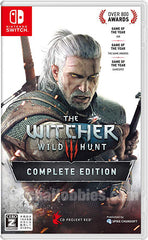 NS Nintendo Switch 巫師 狂獵人完全版 中文版 NS Nintendo Switch The Witcher Wild Hunt Complete Edition Japanese Ver. (Pre-Order)