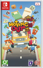 Nintendo Switch 胡鬧搬家 Moving Out 中文版  (Pre-order)