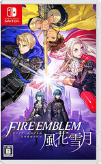 NS Nintendo Switch Fire Emblem Three Houses 火焰之纹章 风花雪月 中文版 (Pre-order)
