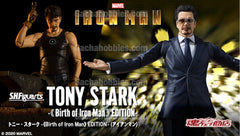 S.H.Figuarts Tony Stark Birth of Iron Man Edition Iron Man Limited (Pre-order)