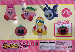 Hoshi no Kirby Roly-Poly Toy 5 Pieces Set (In-stock)