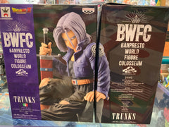 BWCF Dragon Ball Trunks Prize Figure (In-stock)