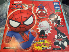 Spider Man Movable Keychain 5 Pieces Set (In-stock)