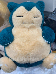 Pokemon Sun and Moon Snorlax Furry Plush (In-stock)