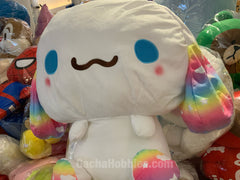 Cinamoroll Rainbow Ears Plush (In-stock)